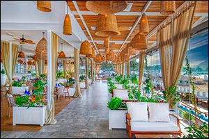 Abu Dhabi's Beachfront Hot Spot - West Bay Lounge, Re-opens With an Exciting New Menu