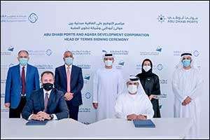 AD Ports Group and Aqaba Development Corporation Sign Agreement for Tourism and Maritime  Enhancemen ...
