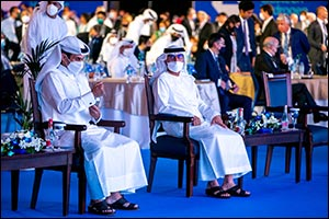 Gastech 2021 Exhibition and Conference Opens as Global Energy Industry Gathers to Set