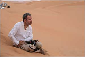 Exclusive Behind-the-Scenes Footage released from �Dune' Shoot in Abu Dhabi
